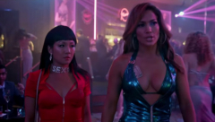 """HUSTLERS"": Ladies' night"