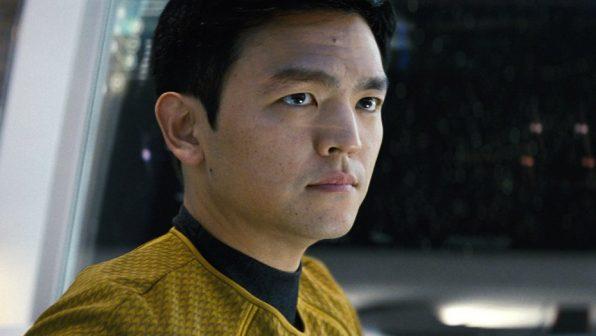 John Cho as Hikaru Sulu (Image: Paramount)